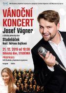 VÁNOČNÍ KONCERT Josef Vágner 1