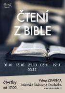 ČTENÍ Z BIBLE 1
