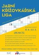 JARNÍ KŘÍŽOVKÁŘSKÁ LIGA - REGISTRACE 1